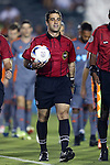 28 September 2016: Referee Alex Chilowicz. The Carolina RailHawks hosted the New York Cosmos at WakeMed Soccer Park in Cary, North Carolina in a 2016 North American Soccer League Fall Season match. The Cosmos won the game 2-0.