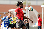 Rayo Vallecano's Abdoulaye Ba during friendly match. July 13,2018. (ALTERPHOTOS/Acero)