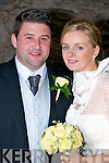 WEEK            Wedding Form                 ..Bride's Name   :  Claire Quaid ..Daughter of (father's name):RIP..And (mother's name) :Carmel Quaid..Address: ?..Groom's Name : Jason Hayes.. Son of (father's name) :--------..And (mother's name) : Eleanor Hayes..Address :..Who were married at (state time of ceremony) :2.00pm..On (date of wedding) :09/May/2009..In (state name of church) :St Marys, Dingle..By   : Fr Tim O Brien       Asst by:..Best Man (name and relationship) :did not get?. .Groomsmen : : Patrick Quaid, Nick Hayes           ..1st Bridesmaid (name and relationship) :Olivia Lynch..Other Bridesmaids :Magaret Rouche.Flowergirls :-Caoimhe Martin..Pageboys:-..Reception held at : Skellig Hotel , Dingle..Will reside at :Cahir, Tipperary.. .