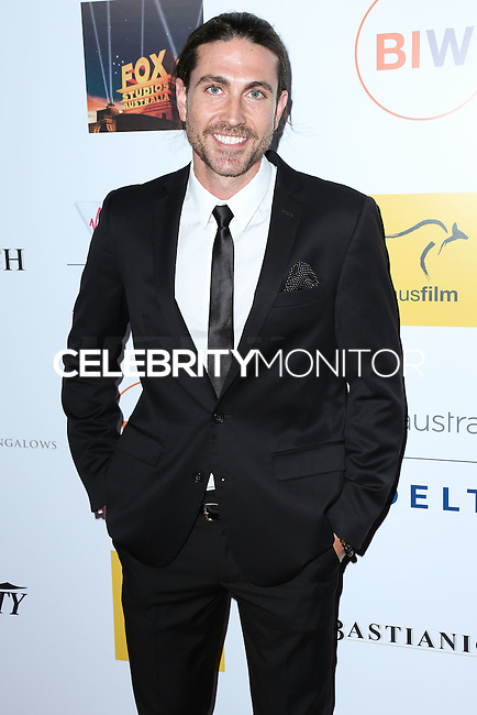 SANTA MONICA, CA, USA - OCTOBER 26: Jonathan Lane arrives at the 3rd Annual Australians in Film Awards Benefit Gala held at the Starlight Ballroom at Fairmont Miramar Hotel & Bungalows on October 26, 2014 in Santa Monica, California, United States. (Photo by Xavier Collin/Celebrity Monitor)