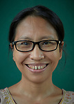 Hmingsangi is a Presbyterian leader in Kalay, Myanmar.