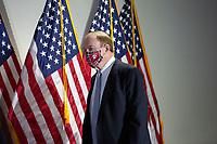 United States Senator Richard Shelby (Republican of Alabama) departs GOP policy luncheons on Capitol Hill in Washington D.C., U.S., on Tuesday, June 9, 2020.  Credit: Stefani Reynolds / CNP/AdMedia
