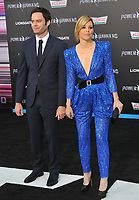 www.acepixs.com<br /> <br /> March 22 2017, LA<br /> <br /> Bill Hader and Elizabeth Banks arriving at the LA premiere of 'Saban's Power Rangers' at the Fox Bruin Theatre on March 22, 2017 in Los Angeles, California. <br /> <br /> By Line: Peter West/ACE Pictures<br /> <br /> <br /> ACE Pictures Inc<br /> Tel: 6467670430<br /> Email: info@acepixs.com<br /> www.acepixs.com