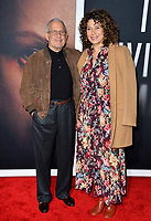 """LOS ANGELES, CA: 24, 2020: Donna Langley & Ron Meyer at the premiere of """"The Invisible Man"""" at the TCL Chinese Theatre.<br /> Picture: Paul Smith/Featureflash"""