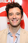 "Michael Urie attends ""The Government Inspector"" Opening Night Party at West Bank Cafe on June 1, 2017 in New York City."