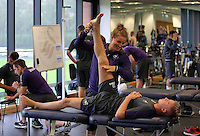 Pictured: Adam King Monday 04 July 2016<br />Re: Swansea City FC players at the Landore training ground, return for this season's preparation.