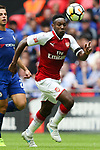 Danny Welbeck of Arsenal during the The FA Community Shield match at Wembley Stadium, London. Picture date 6th August 2017. Picture credit should read: Charlie Forgham-Bailey/Sportimage