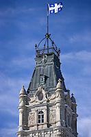 Provincial politic - Quebec - Symbolism & institutions
