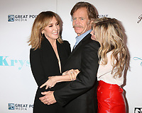 "LOS ANGELES - APR 5:  Felicity Huffman, William H Macy, Rachel Winter at the ""Krystal"" Premiere at ArcLight Hollywood on April 5, 2018 in Los Angeles, CA"
