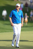 Bethesda, MD - June 26, 2016:  Billy Hurley III (USA) walks to the green during Final Round of professional play at the Quicken Loans National Tournament at the Congressional Country Club in Bethesda, MD, June 26, 2016.  (Photo by Elliott Brown/Media Images International)