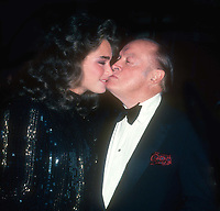 Brooke Shields Bob Hope 1983<br /> Photo By John BarrettPHOTOlink.net