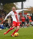 Jimmy Smith of Stevenage<br />  - Stevenage v Rotherham United - Sky Bet League 1 - Lamex Stadium, Stevenage - 16th November, 2013<br />  © Kevin Coleman 2013