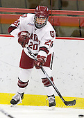 Kate Buesser (Harvard - 20) - The Harvard University Crimson defeated the Boston College Eagles 5-0 in their Beanpot semi-final game on Tuesday, February 2, 2010 at the Bright Hockey Center in Cambridge, Massachusetts.