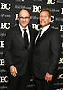 honorees Mort Marcus and Ira Bernstein attends the Broadcasting &amp; Cable Hall Of Fame 2018 Awards on October 29, 2018 at Ziegfeld Ballroom In New York, New York, USA. <br /> <br /> photo by Robin Platzer/Twin Images<br />  <br /> phone number 212-935-0770
