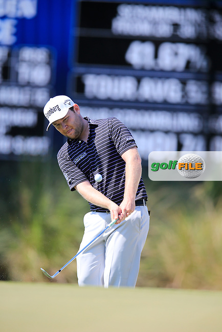 Branden Grace (RSA) during round 1of the Players, TPC Sawgrass, Championship Way, Ponte Vedra Beach, FL 32082, USA. 12/05/2016.<br /> Picture: Golffile | Fran Caffrey<br /> <br /> <br /> All photo usage must carry mandatory copyright credit (&copy; Golffile | Fran Caffrey)