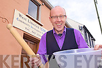 BOWLED OVER: Ed O'Connor of the West Limerick CDP office in Abbeyfeale which is running cookery classes for men at the centre.