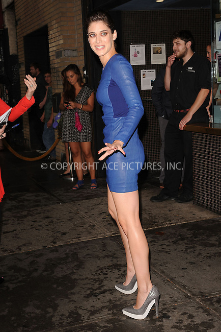 WWW.ACEPIXS.COM . . . . . .September 4, 2012...New York City....Lizzy Caplan attends the 'Bachelorette' New York Premiere at Landmark's Sunshine Cinema on September 4, 2012 in New York City ....Please byline: KRISTIN CALLAHAN - ACEPIXS.COM.. . . . . . ..Ace Pictures, Inc: ..tel: (212) 243 8787 or (646) 769 0430..e-mail: info@acepixs.com..web: http://www.acepixs.com .