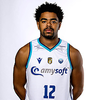 GRONINGEN - Basketbal, Presentatie Donar, Dutch Basketball League, seizoen 2019-2020,  11-09-2019, Donar speler Carrington Love