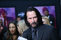 "HOLLYWOOD, CALIFORNIA - MAY 15: Keanu Reeves attends the special screening of Lionsgate's ""John Wick: Chapter 3 - Parabellum"" at TCL Chinese Theatre on May 15, 2019 in Hollywood, California.   <br /> CAP/MPI/FS<br /> ©FS/MPI/Capital Pictures"