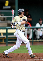 Ryan Flaherty / Vanderbilt Commodores..Photo by:  Bill Mitchell/Four Seam Images