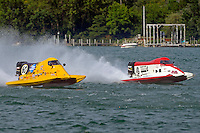 Jeff Shepherd, #60 and Jim Robb, Sr., (#47)<br /> <br /> Trenton Roar On The River<br /> Trenton, Michigan USA<br /> 17-19 July, 2015<br /> <br /> ©2015, Sam Chambers