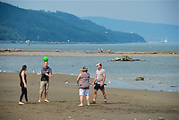 TAE- Charlevoix Beach Scenes, Charlevoix Quebec CA 7 14