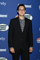 LOS ANGELES - SEP 16:  Dan Levy at the NBC Comedy Starts Here Event at the NeueHouse on September 16, 2019 in Los Angeles, CA