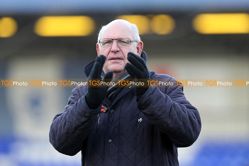 Dagenham manager John Still after Chester vs Dagenham & Redbridge, Vanarama National League Football at the Lookers Vauxhall Stadium on 25th November 2017