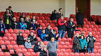 Blackburn Rovers fans enjoy the pre-match atmosphere <br /> <br /> Photographer Chris Vaughan/CameraSport<br /> <br /> The EFL Sky Bet Championship - Sheffield United v Blackburn Rovers - Saturday 29th December 2018 - Bramall Lane - Sheffield<br /> <br /> World Copyright © 2018 CameraSport. All rights reserved. 43 Linden Ave. Countesthorpe. Leicester. England. LE8 5PG - Tel: +44 (0) 116 277 4147 - admin@camerasport.com - www.camerasport.com