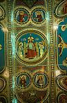 Tuekey, Izmir. Church of Saint Polycarp, frescos