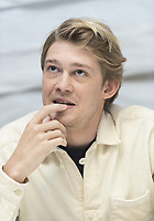 Joe Alwyn Photo Call in New York City on August 19, 2018. Credit: Magnus Sundholm/Action Press/MediaPunch ***FOR USA ONLY***