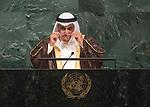 72 General Debate &ndash; 23rd of September  2017<br /> <br /> H.E, Shaikh Khalid Bin Ahmed ALKHALIFA<br /> Minister for Foreign Affairs of<br /> BAHRAIN