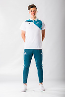 Jack Evans<br /> Swansea City FC kit photo shoot at the Liberty Stadium, Wales, UK. Wednesday 03 May 2017