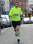 Aaron Flynn taking part n the Saint Vincent de Paul 5Km run. Photo: Colin Bell/pressphotos.ie