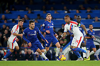 Jordan Ayew of Crystal Palace in action during Chelsea vs Crystal Palace, Premier League Football at Stamford Bridge on 4th November 2018
