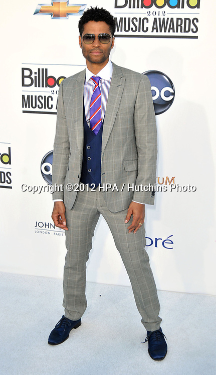 LAS VEGAS - MAY 20:  Eric Benet at the 2012 Billboard Music Awards at the MGM Grand Garden Arena on May 20, 2012 in Las Vegas, NV