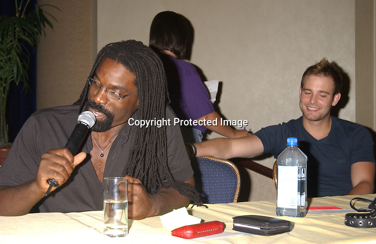 ..Timothy Stickney ..at the One Life To Live Fan Club Luncheon on August 9,2003 at the Marriott Marquis Hotel. Photo by Robin Platzer, Twin Images