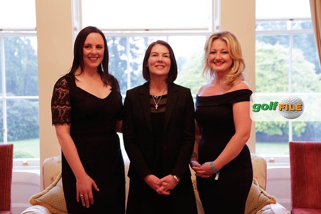The Eircom evening reception at the Montalto Estatedurin the 2015 Dubai Duty Free Irish Open, Royal County Down Golf Club, Newcastle Co Down, Northern Ireland 5/30/2015<br /> Picture Eoin Clarke, www.golffile.ie