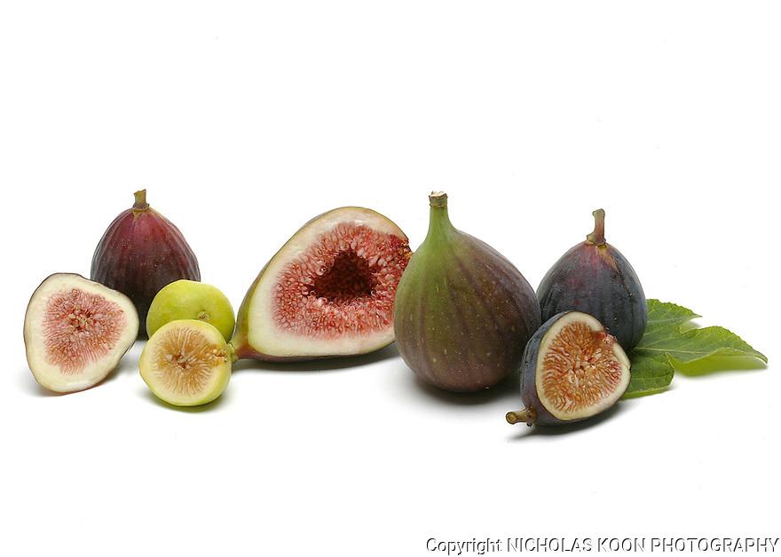 Fig still life.