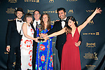 LOS ANGELES - APR 29: Bianca Giaever, Winning Team, Outstanding Directing Special Class at The 43rd Daytime Creative Arts Emmy Awards Gala at the Westin Bonaventure Hotel on April 29, 2016 in Los Angeles, California