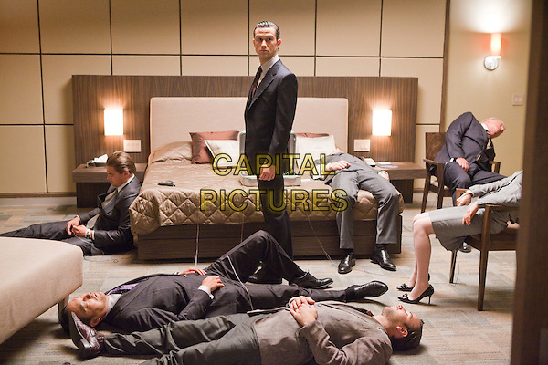 LEONARDO DiCAPRIO, JOSEPH GORDON-LEVITT, CILLIAN MURPHY, TOM BERENGER, ELLEN PAGE, TOM HARDY & KEN WATANABE .in Inception.di caprio.*Filmstill - Editorial Use Only*.CAP/FB.Supplied by Capital Pictures.