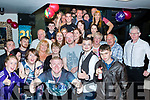 21 Wishes<br /> --------------<br /> Dylan Knightly from Tralee had a great bash in the Abbey Inn in the town last Saturday night celebrating his 21st birthday along with many friends and family.