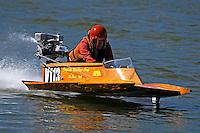 V-113  (Outboard Vintage Hydroplane)