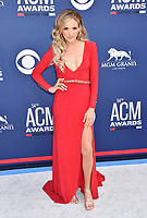 LAS VEGAS, CA - APRIL 07: Carly Pearce attends the 54th Academy Of Country Music Awards at MGM Grand Hotel &amp; Casino on April 07, 2019 in Las Vegas, Nevada.<br /> CAP/ROT/TM<br /> &copy;TM/ROT/Capital Pictures