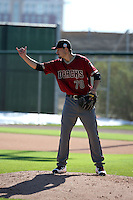 Braden Shipley - Arizona Diamondbacks 2016 spring training (Bill Mitchell)