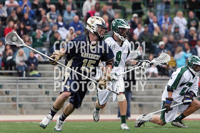 La Mesa, CA 05/30/09 - Cameron Revere (#15) and Bobby Braun (#9)