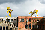 Samson and Goliath, the two cranes on the Belfast skyline