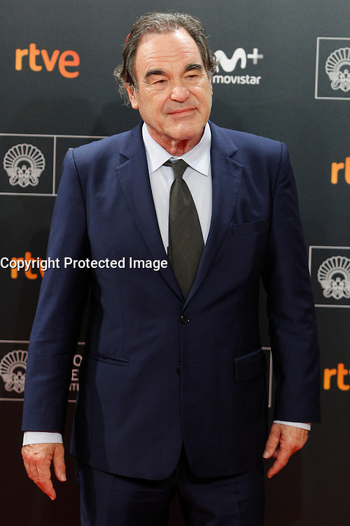 Oliver Stone attends the Snowden premiere during the 64th San Sebastian Film festival at El Kursaal in San Sebastian, Spain, 22/09/2016. # FESTIVAL INTERNATIONAL DU FILM DE SAN SEBASTIAN - JOUR 8