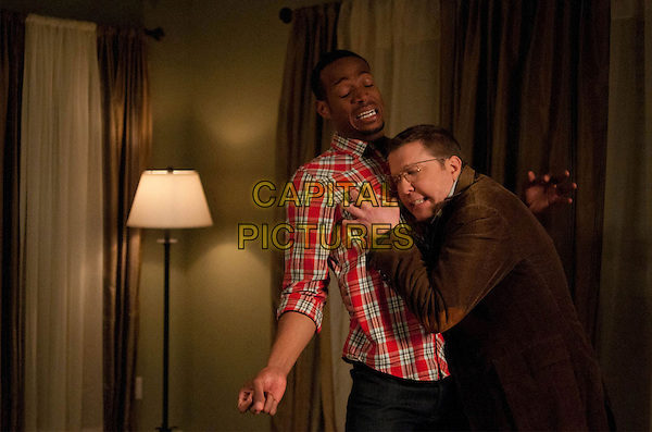 MARLON WAYANS, NICK SWARDSON.in A Haunted House (2013)  .*Filmstill - Editorial Use Only*.CAP/FB.Supplied by Capital Pictures.