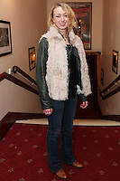 "NO REPRO FEE. 17/1/2010. The Field opening night. Rosin Agnew is pictured at the Olympia Theatre for the opening night of John B Keanes 'The Field"" Picture James Horan/Collins"